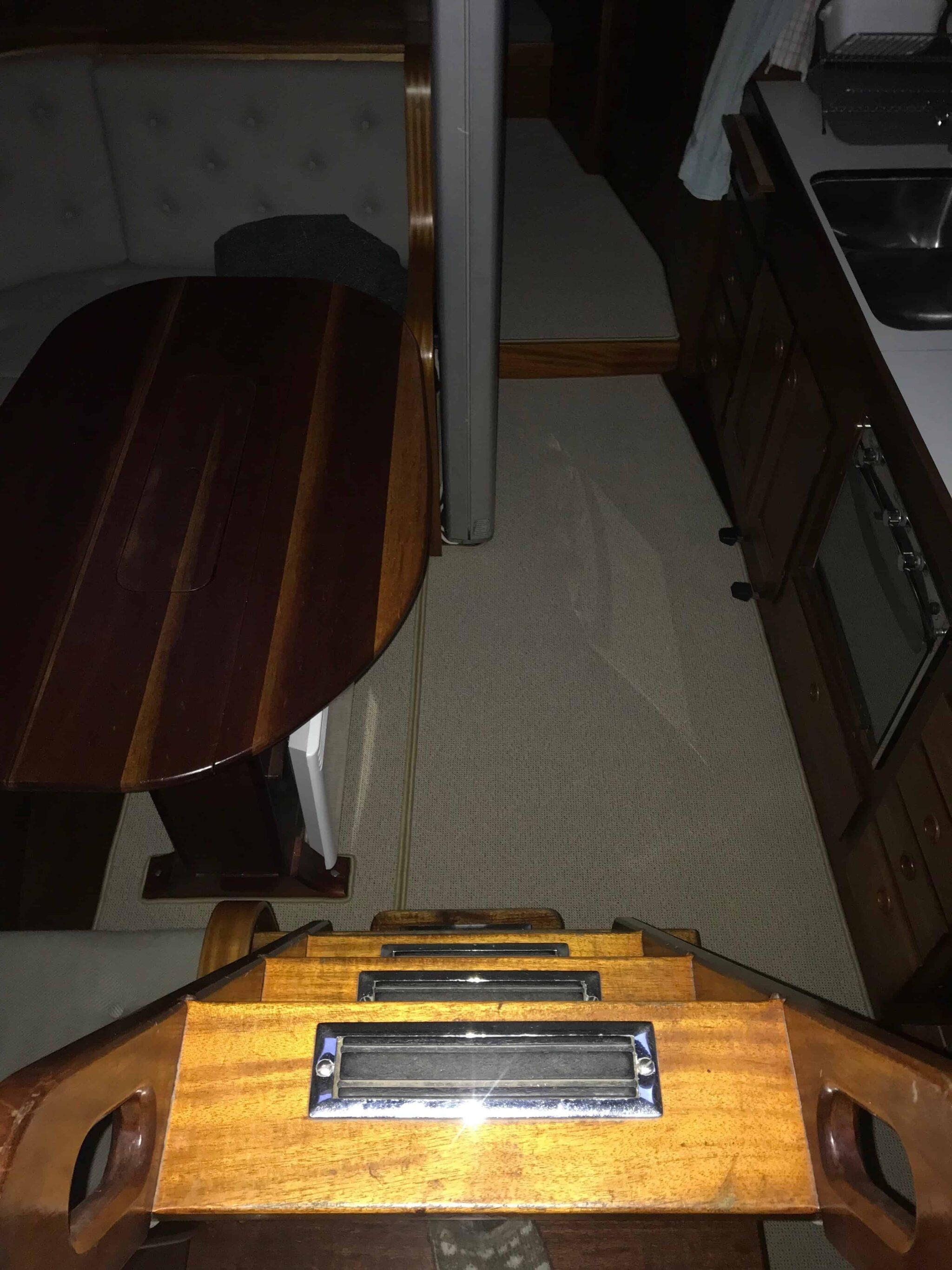 Sweden-Yacht-billede-4 - Tæpper med kant