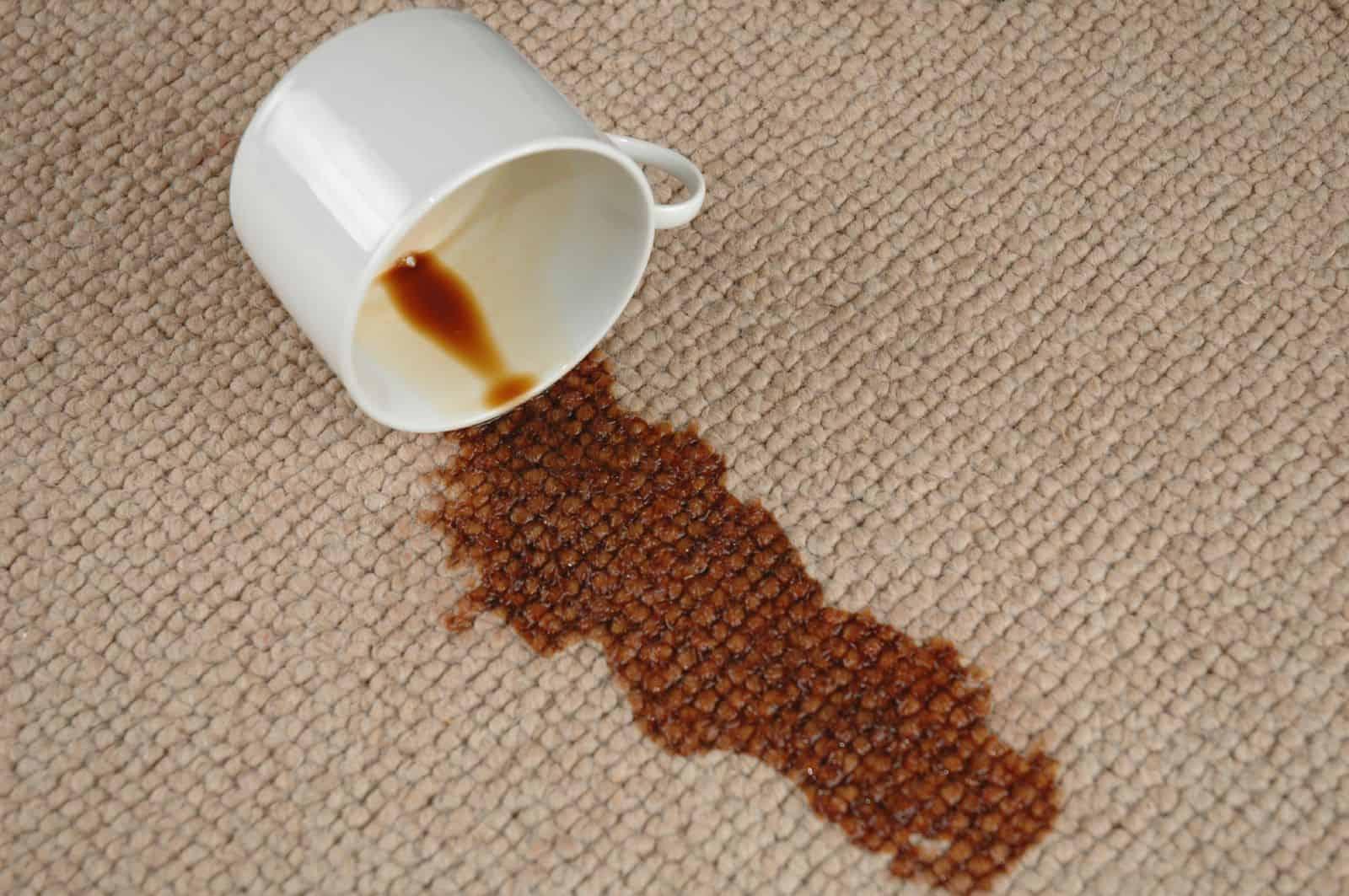 Kaffe på tæppet